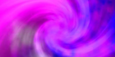 texture vecteur rose clair, bleu avec ciel nuageux.