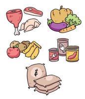 don d'aide alimentaire utile pour le covid-19