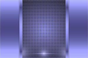fond métallique violet vecteur