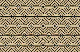 motif de tissu tribal vecteur