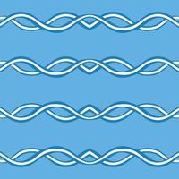 motif de fond de texture transparente de vecteur. dessinés à la main, couleurs bleues, blanches. vecteur
