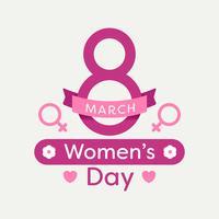 Affiche de la journée des femmes