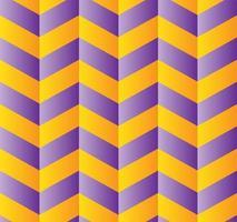 motif chevron transparent en dégradé de couleur orange et violet. joli fond pour scrapbooking ou collage de photos. arrière-plans de Noël modernes vecteur