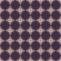 texture de fond de lignes abstraites losange or vague dans un style ornemental géométrique. conception sans couture vecteur