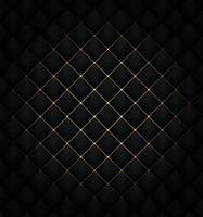 image de fond d'un diamant noir disposé à plusieurs reprises en motifs. vecteur