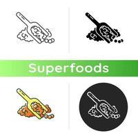 icône de grain de quinoa