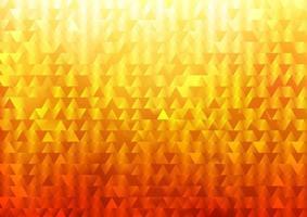 modèle de formes de triangle géométrique abstrait vecteur