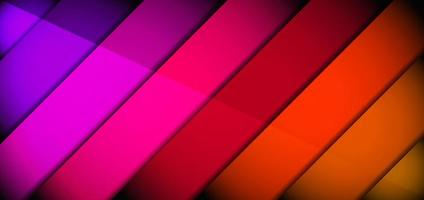 abstrait diagonale géométrique colorée.