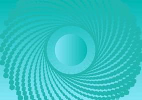 fond hexagonal créatif. fond abstrait hexagone bleu. vecteur