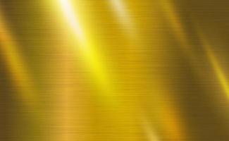 illustration vectorielle de texture en métal doré fond