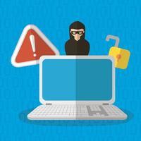 design plat de sécurité Internet technologie