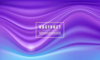 fond de vecteur de texture violet abstrait dynamique
