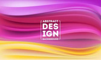 fond de vecteur de texture rose abstraite dynamique