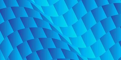 vague de dégradé de couleur bleu abstrait