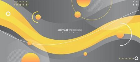 abstrait ondulé vecteur