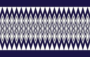 motif ethnique géométrique vecteur