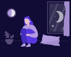 concept d'insomnie et d'insomnie