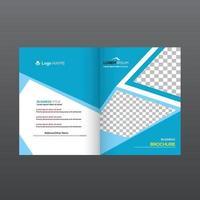 modèle de conception de brochure vecteur
