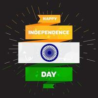 joyeux Jour de l'Indépendance vecteur