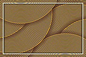 fond coloré abstrait ligne ondulée dynamique vecteur