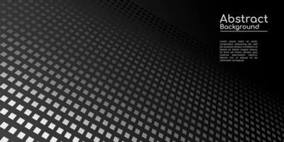 fond décoratif abstrait, texture sombre géométrique vecteur