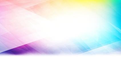 abstrait géométrique coloré et texture qui se chevauchent. vecteur