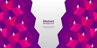 motif de fond abstrait avec géométrique