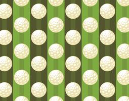 Modèle de golf Vintage vecteur