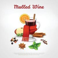 illustration vectorielle de Noël vecteur