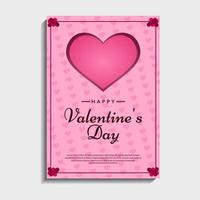 belle carte de valentine