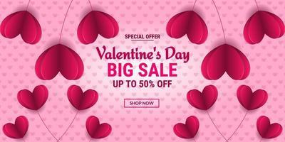 vente offre spéciale saint valentin
