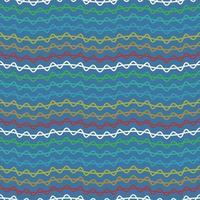 tissu motif ethnique abstrait, modèle sans couture de style illustration vectorielle.
