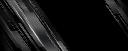 fond métallique abstrait avec illustration vectorielle de copie espace