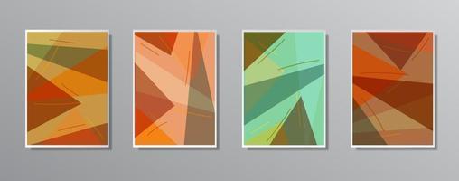 ensemble d'illustrations de couleur neutre vintage dessinés à la main minimaliste créatif