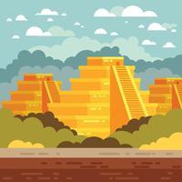 illustration d'el dorado vecteur