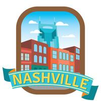 illustration de Nashville vecteur