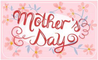 Vecteurs de bannière de fête des mères