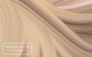 fond féminin avec une couleur de pinceau douce vecteur