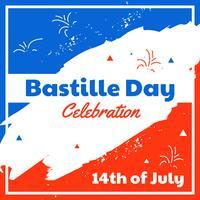 Affiche de la fête de la Bastille