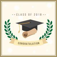 Carte de Graduation