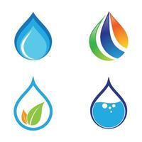images de logo de goutte d'eau