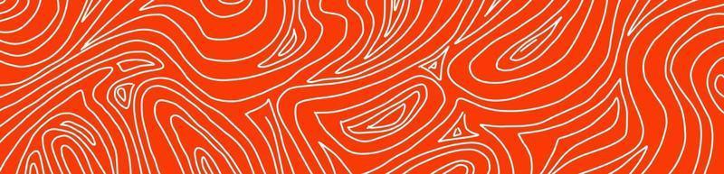 texture de filet de saumon, motif de poisson. vecteur