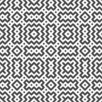 motif de formes abstraites en zigzag carré sans couture diagonale. motif géométrique abstrait à des fins de conception diverses.
