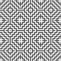 motif abstrait de formes carrées en zigzag sans soudure. motif géométrique abstrait à des fins de conception diverses.