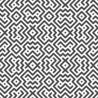 abstrait carré symétrique tourné sans soudure, point, motif de formes. motif géométrique abstrait à des fins de conception diverses. vecteur