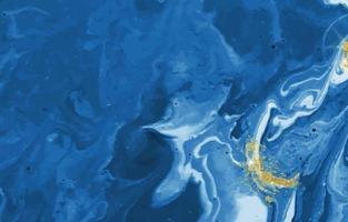 texture abstraite de marbre de mer vecteur