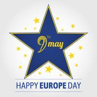 Le jour de l'Europe