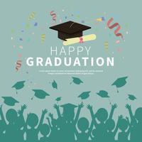 Illustration de la carte de Graduation