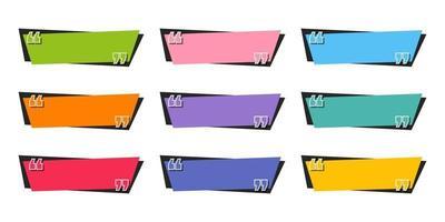 modèle de bannière de devis