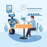 conception de technologie de paiement sans contact vecteur